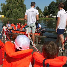 Reddingsbrigade Hendrik-Ido-Ambacht aanwezig op de Zomerparkdag 2019