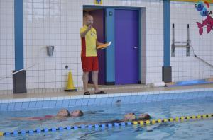 Examen Zwemmen 12