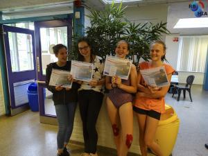 Examen Zwemmen 13